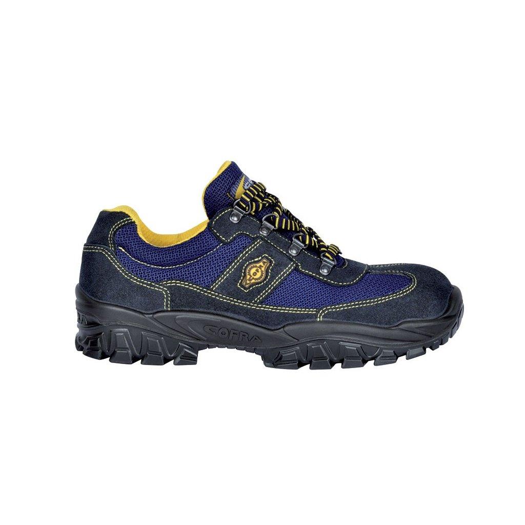 aef087208b83c Pracovná obuv COFRA NEW TICINO S1 P SRC