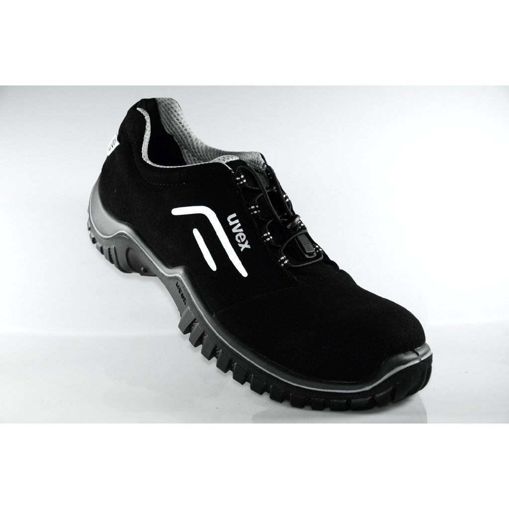be58cf09dfc1b ... Bezpečnostná pracovná obuv v prevedení poltopánok s bezpečnostnou  špičkou UVEX MOTION STYLE 6978 S2 SRC ...