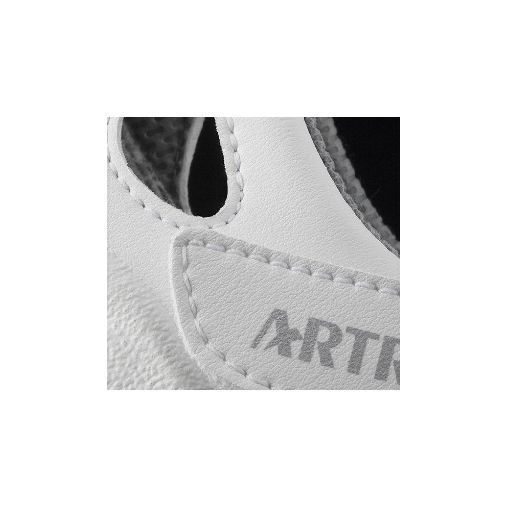 d81abcb30620 ... Biele pracovné sandále bez oceľovej špičky ARMEN 900 1010 O1 FO SRC  (Veľkosť 48) ...