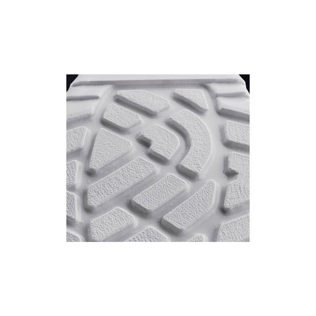0bdde52db9a0 ... Biele pracovné sandále bez oceľovej špičky ARMEN 900 1010 O1 FO SRC  (Veľkosť 48)