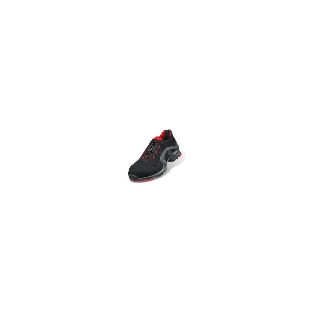 2ebfe5e59 Moderná pracovná obuv UVEX s bezpečnostnou kompozitnou odľahčenou špičkou  8512 S1 SRC (Veľkosť 52)