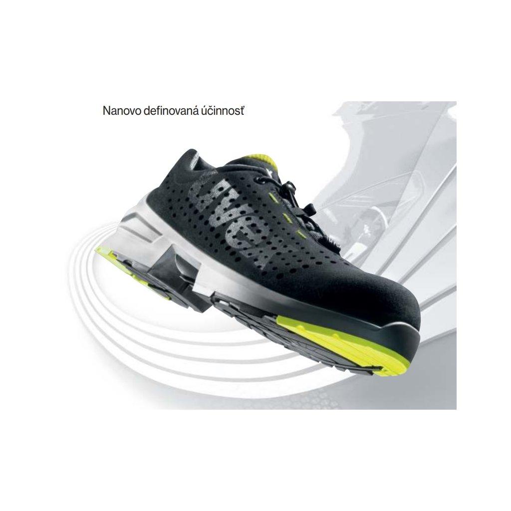pracovná obuv UVEX 8543 85ba036e7e0