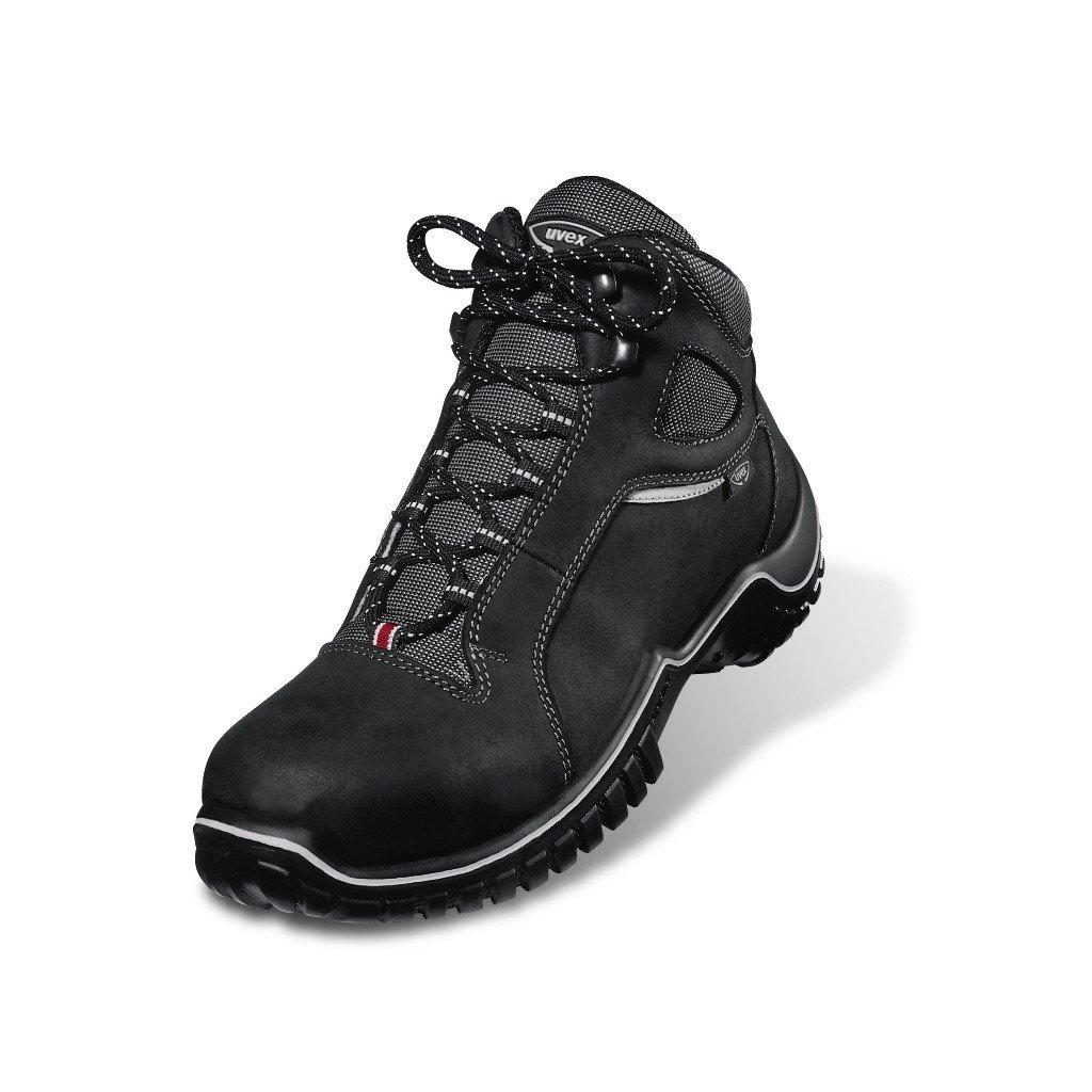 296595ef91f9f Členková bezpečnostná obuv s odľahčenou kompozitnou špičkou UVEX 6984 S2  SRC (Veľkosť 48)