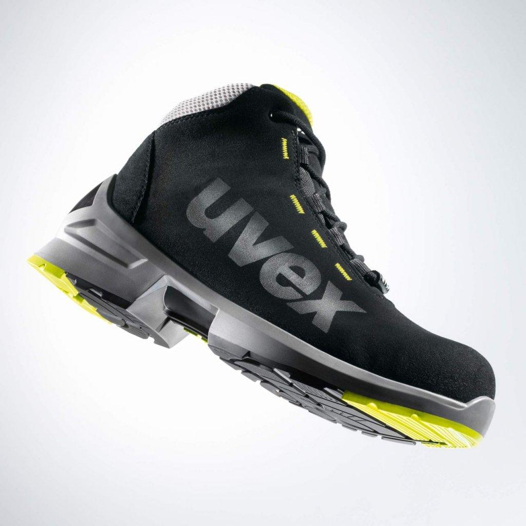 c1131188e ... Pracovná obuv UVEX 8545 S2 SRC originálne foto dodávateľa 2 ...