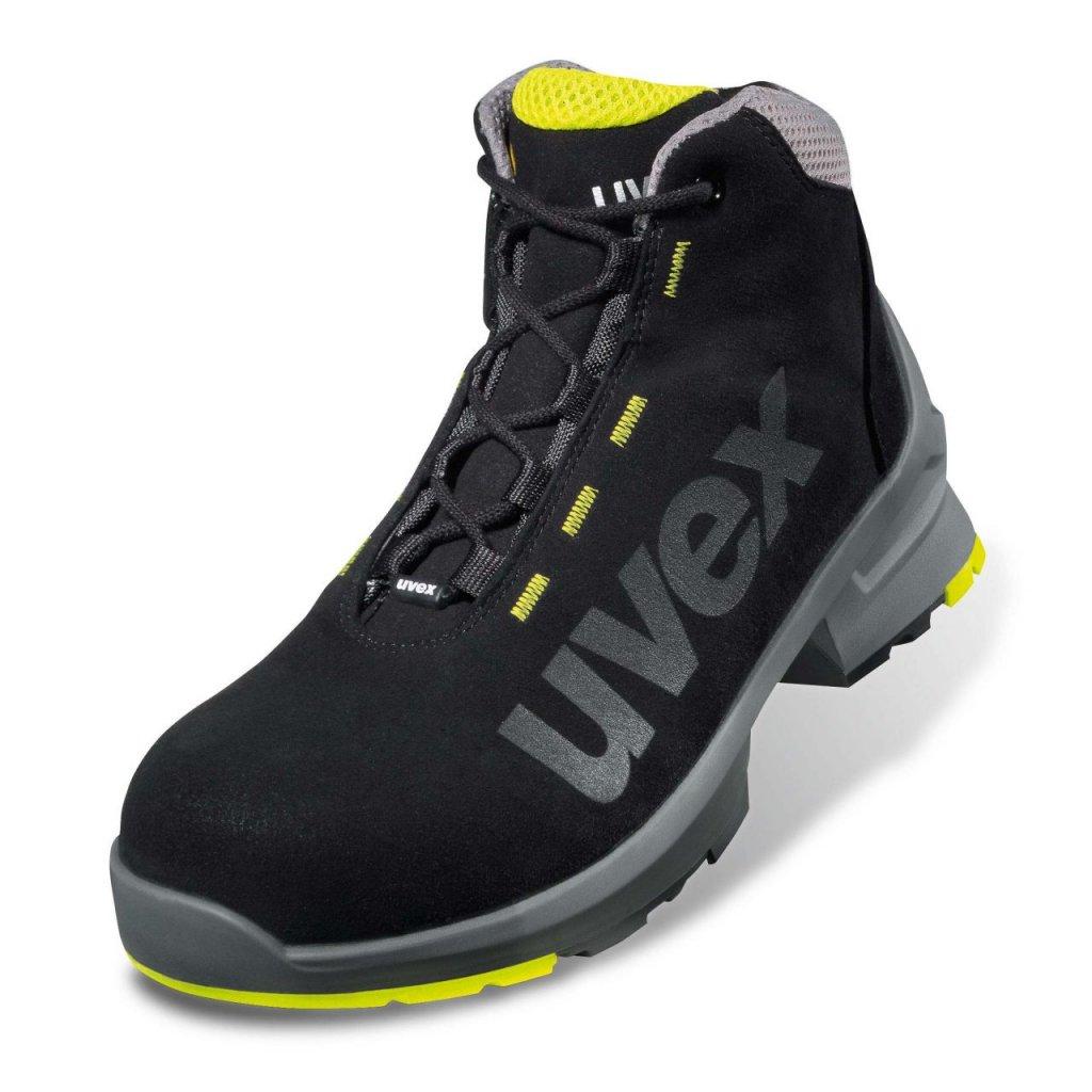 fa79c7cfe3cb7 Pracovná obuv UVEX 8545 S2 SRC originálne foto dodávateľa 3