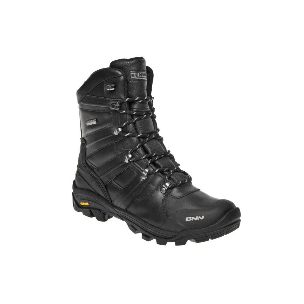 ZS - BNN PANTHER STRONG: Holeň OB boot  Z40392 (Veľkosť 48, Farba čierna)