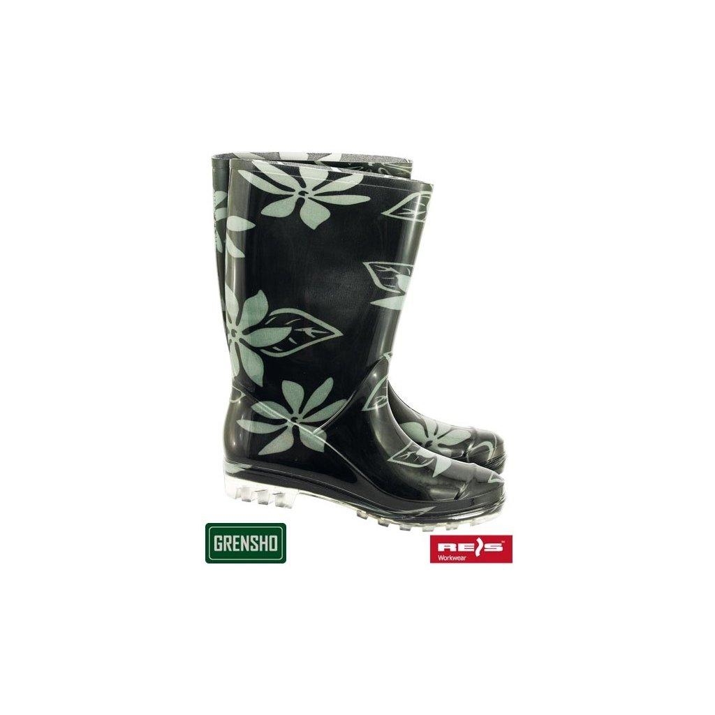 bcc5b1327551 RW00-BTDFLOWER Dámska obuv - LIFETIME