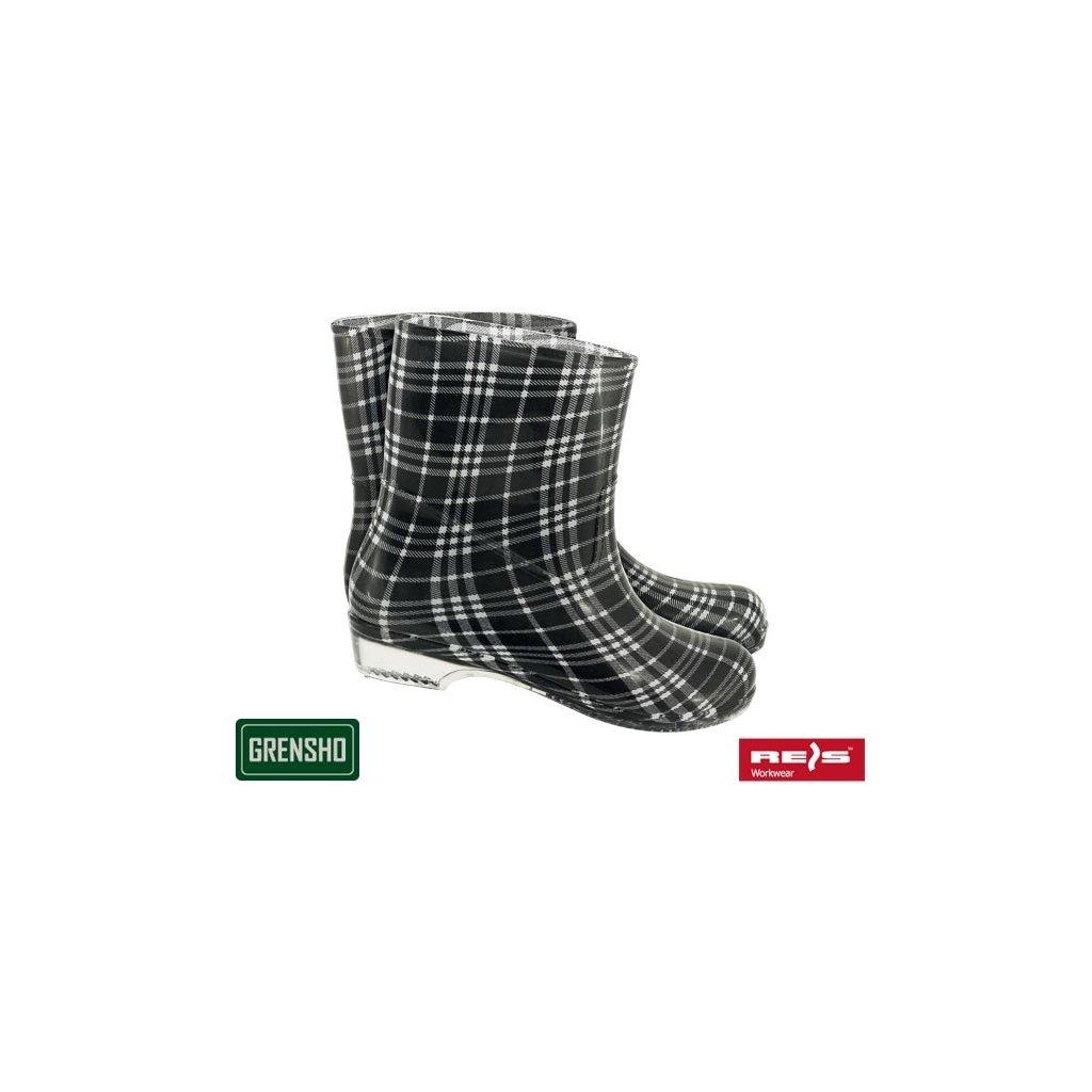 196b9794974d RW00-BTDKCHECK Dámska obuv - LIFETIME