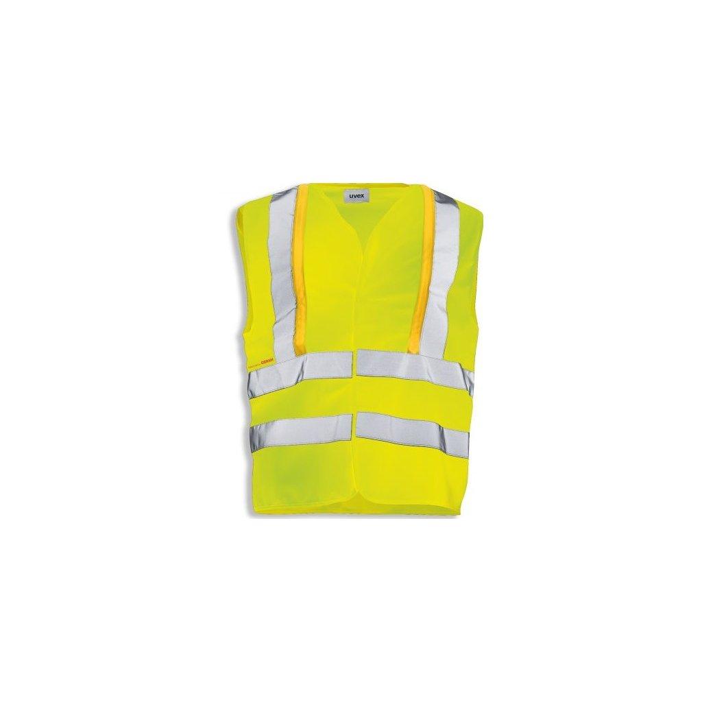 Reflexná vesta žltá UVEX 89909