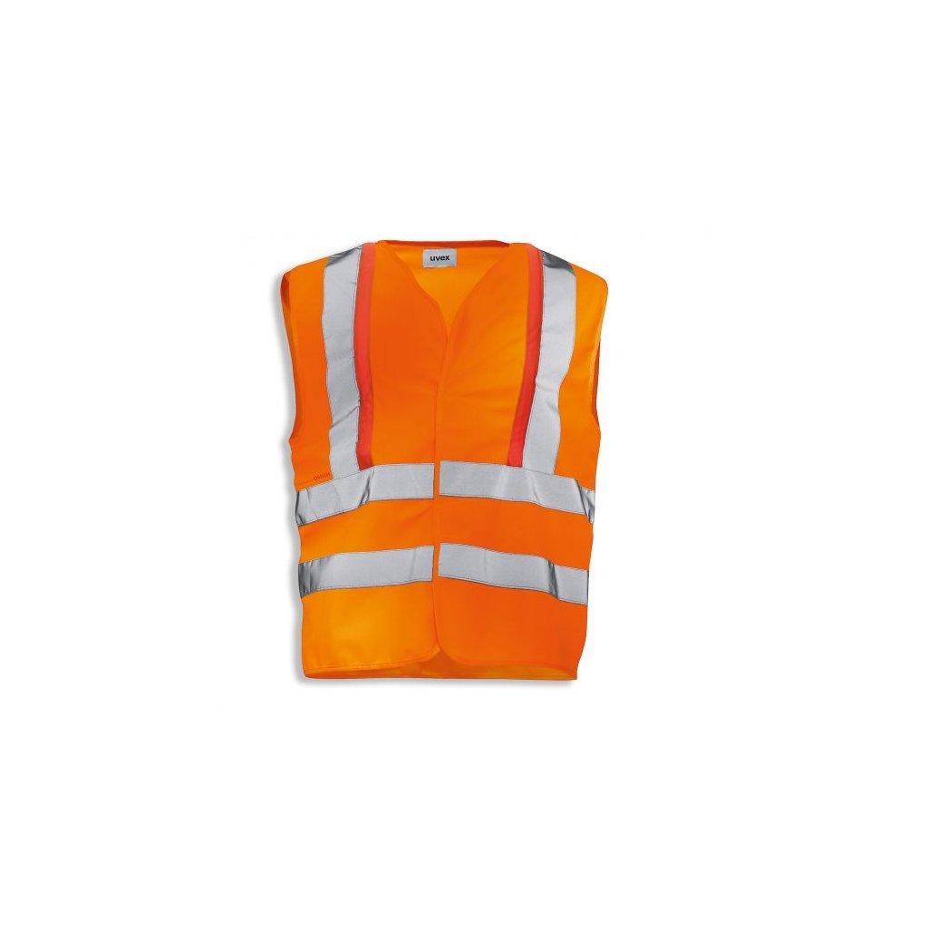 Reflexná vesta oranžová UVEX 89718 1