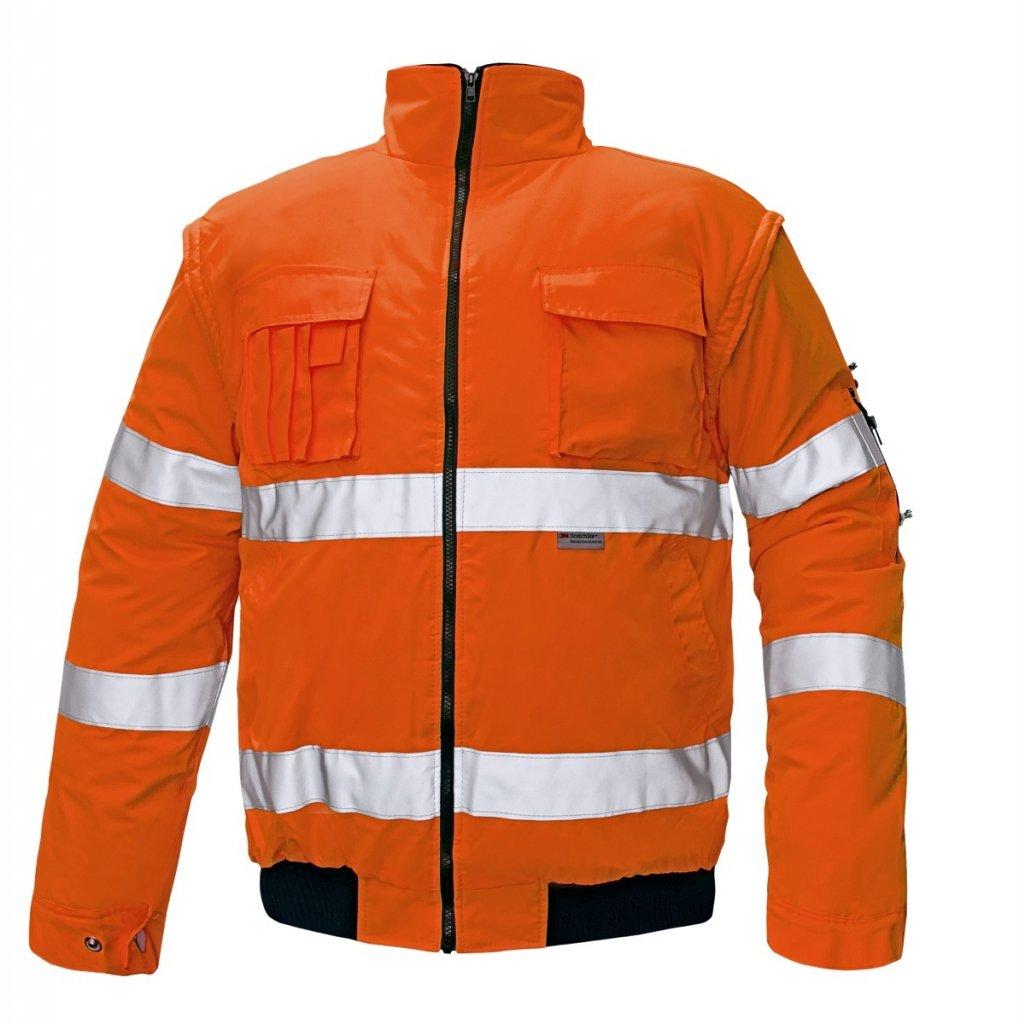 CRV CLOVELLY: Pracovná bunda PILOT 2v1 - 0301 0071 90