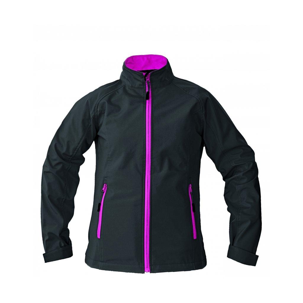 CRV ČERVA: Dámska softshellová bunda GAULA 0301 0346 60
