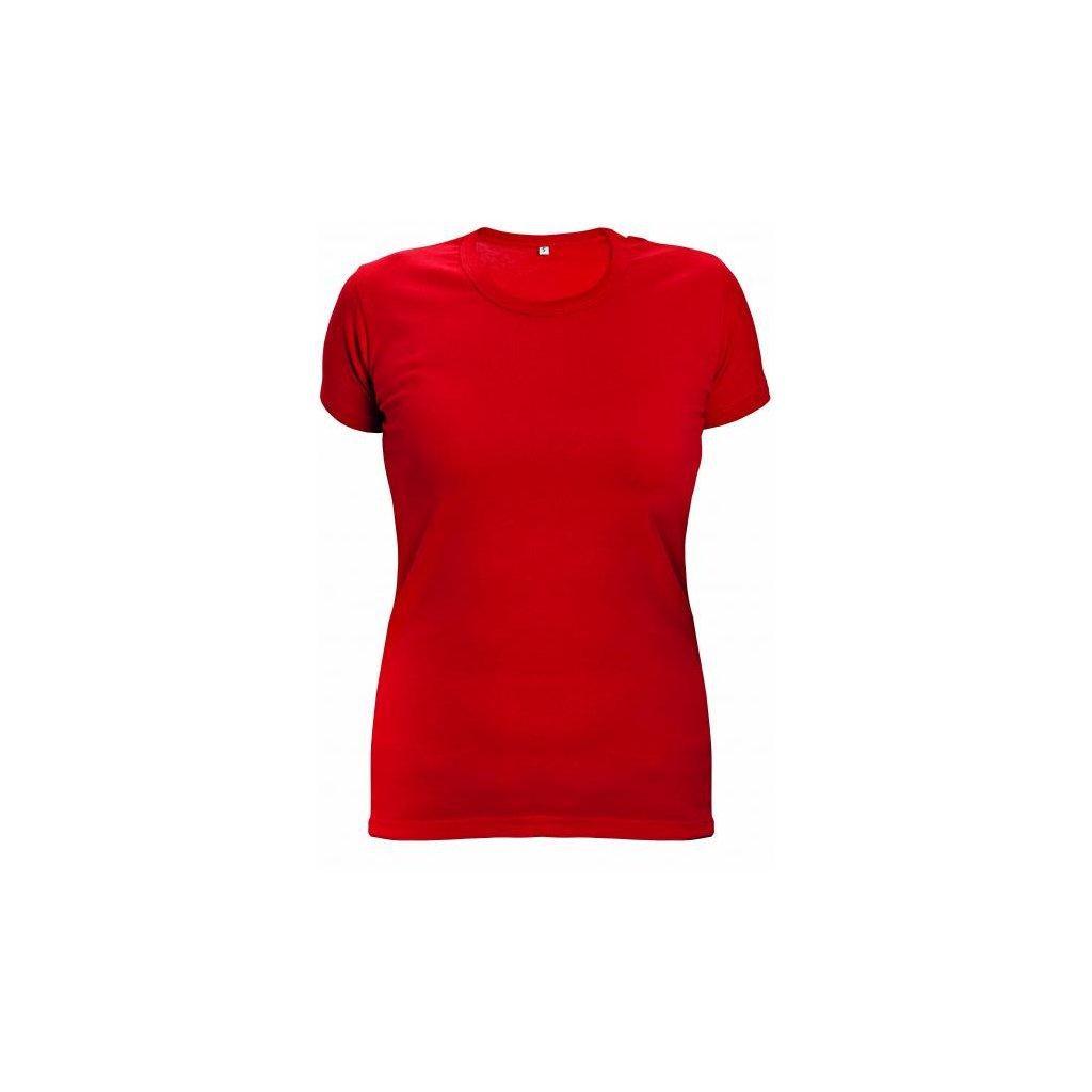 CRV ČERVA: Dámske pracovné tričko SURMA - 0304 0048 20