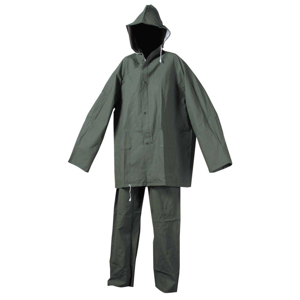 CRV ČERVA: Dvojdielny oblek do dažďa HYDRA - 0312 0007 10