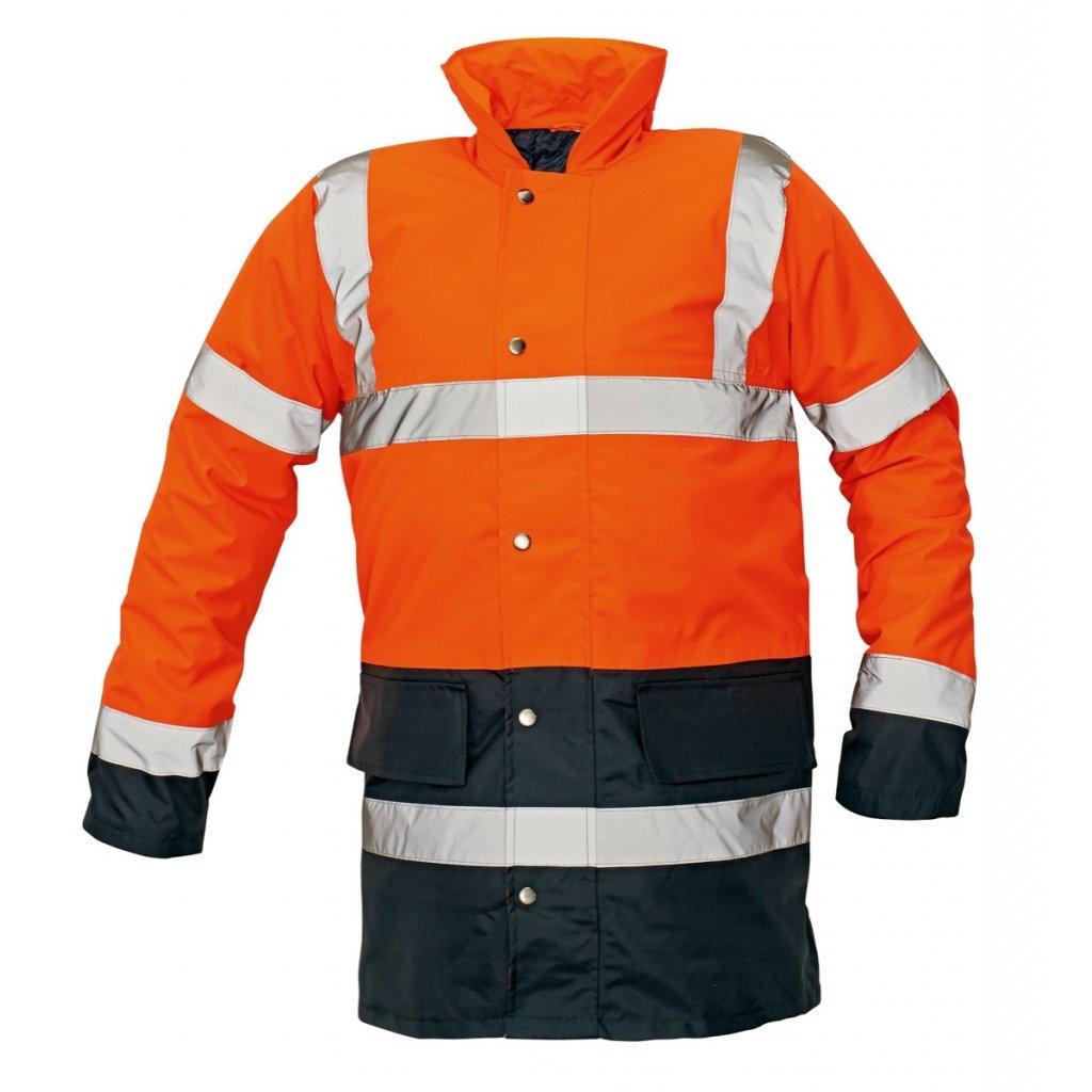 CRV ČERVA: Reflexná pracovná bunda SEFTON - 0301 0073 90