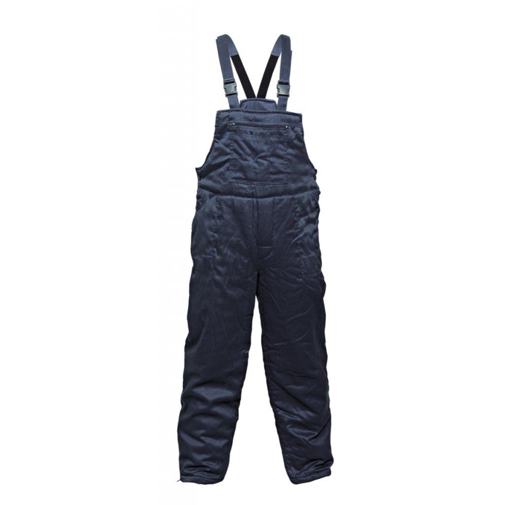 CRV - BE-03-001 Zimné pracovné nohavice s náprsenkou - 0302 0165 41