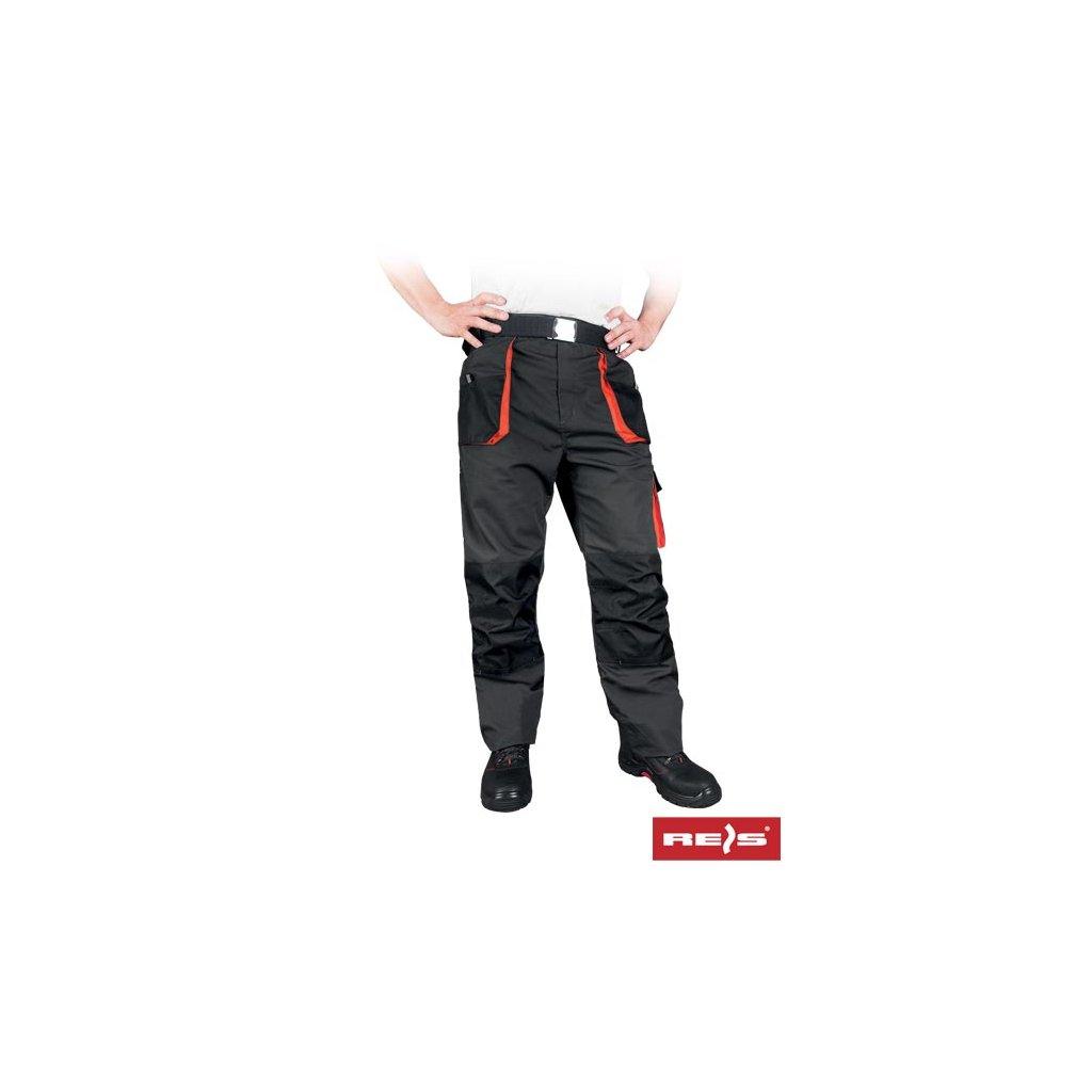 RAW FORECO: Pracovné nohavice do pása FORECO-T SBP
