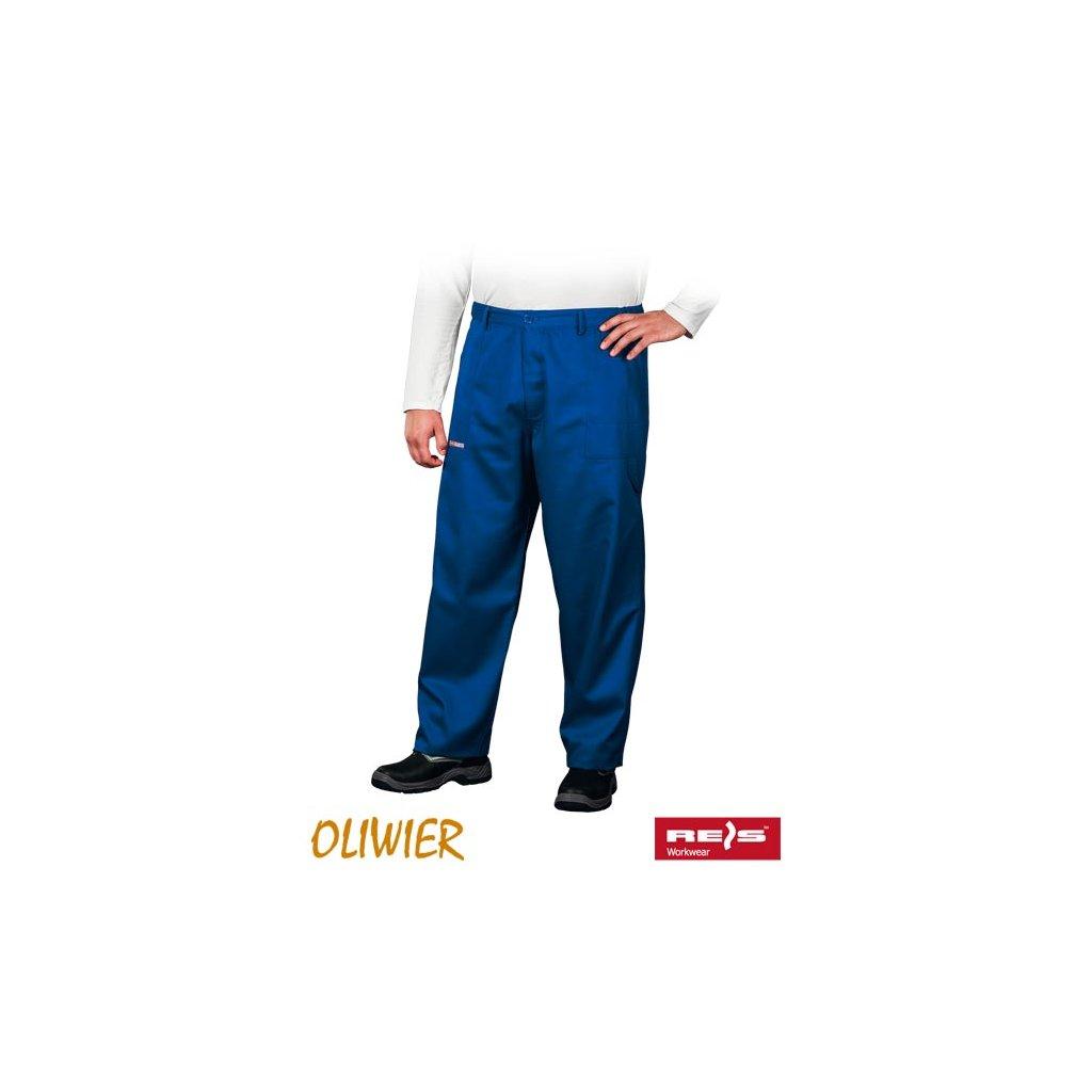 RAW OLIVIER: Pracovné nohavice do pása SOP N