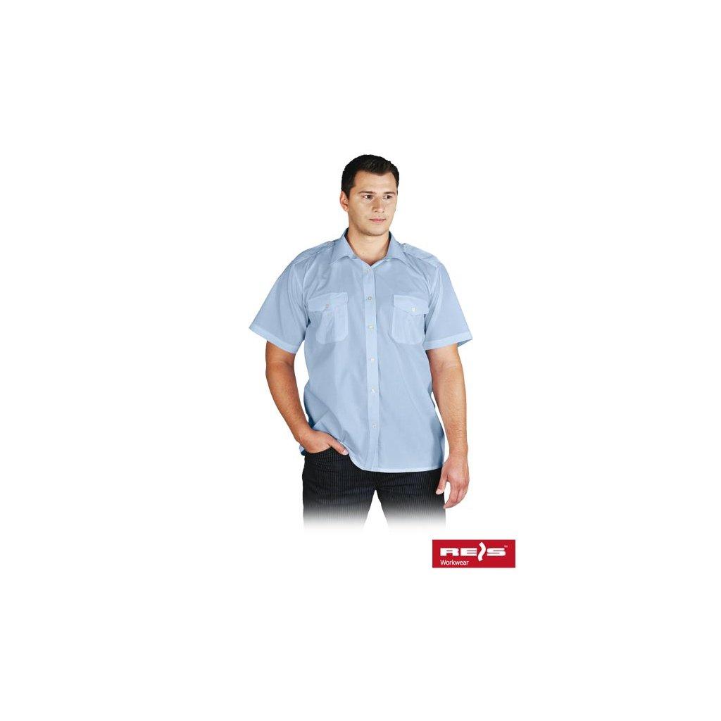 RAW REIS: Košeľa s krátkym rukávom KWSKR JN