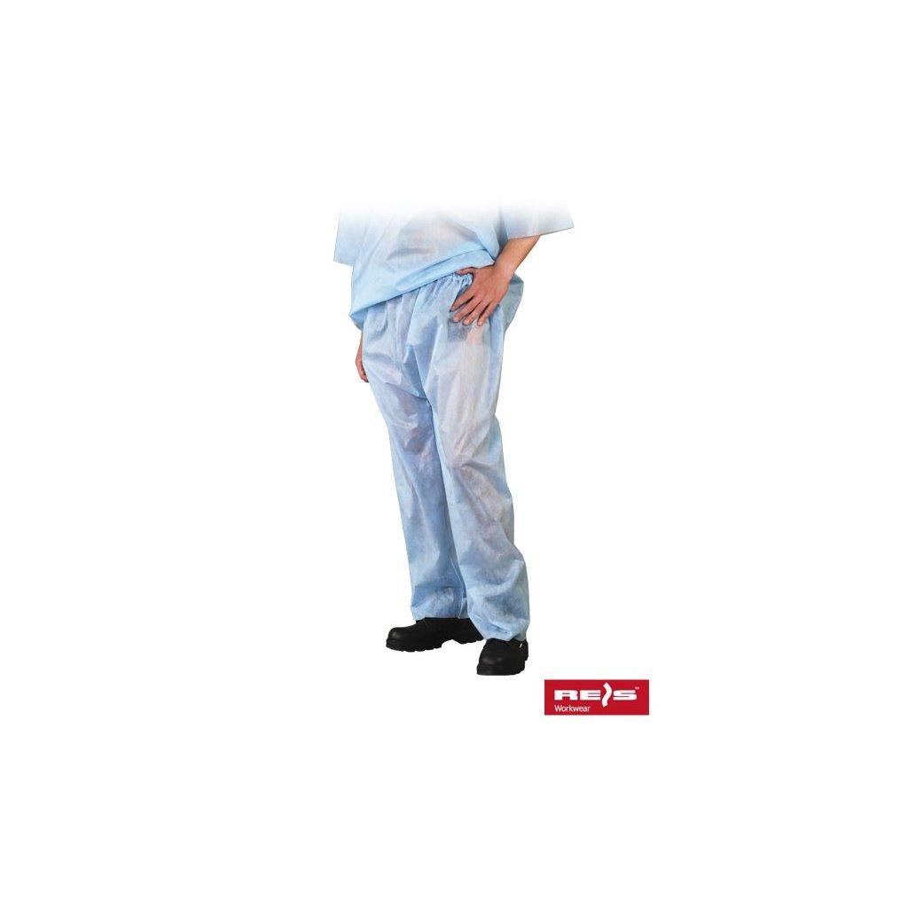 RAW REIS: Ochranné nohavice do pása SFI N
