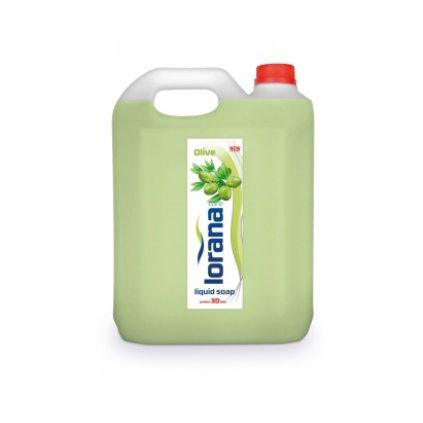 CRV : LORANA tekuté mydlo Olive 5 l