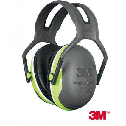RAW : 3M-PELTOR-X4 SNR 33 dB