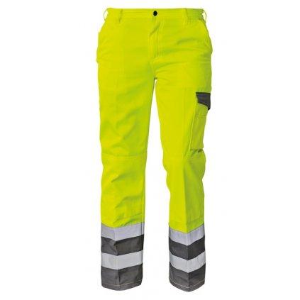 CRV - COLYTON nohavice žlté  0302 0227 70