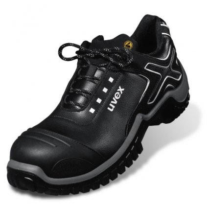 Pracovna obuv S3 UVEX 6922. Bezpečnostné poltopánky ... 32c5c87ab4