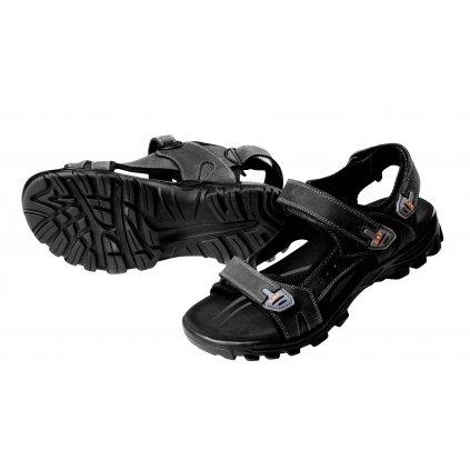 ČERVA WULIK (Veľkosť 46, Farba čierna)