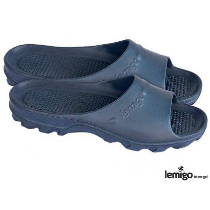 RW00-BLBARI Kúpeľná obuv (Farba Zelená, Veľkosť 44)