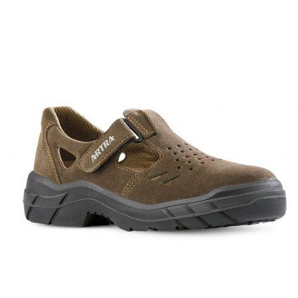 Pracovné sandále bez oceľovej špičky ARMEN 900 4360 O1 FO SRC (Veľkosť 48)