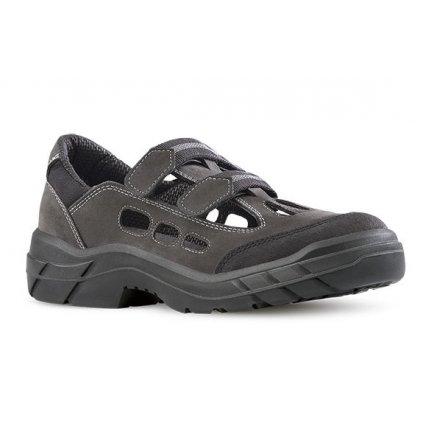 Pracovné sandále s oceľovou špičkou ARJUN 903 2560 S1 SRC (Veľkosť 48)