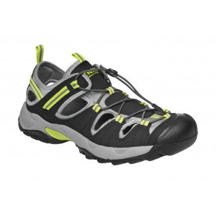 ZS - BNN LOMBARDO: Sandále  Z40000 (Veľkosť 48, Farba čierna)