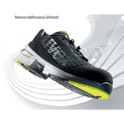 pracovná obuv UVEX 8543