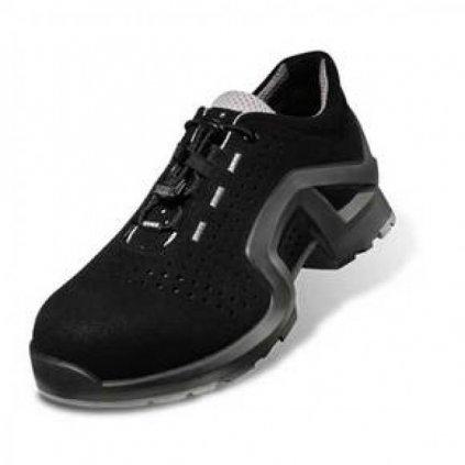 UVEX: Poltopánka 8511 S1 SRC (Veľkosť 52, Farba čierno-sivá)
