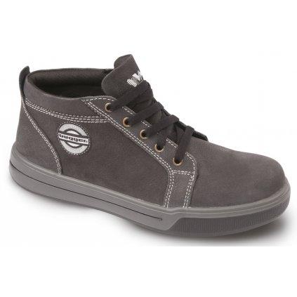 1aa06a14b5f6 členková pracovná obuv MADISON · Poločlenková pracovno voľnočasová obuv bez bezpečnostnej  špičky ...