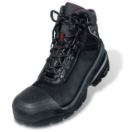 Pracovná obuv UVEX  QuaTRO PRO 8401 S3 SRC (Farba čierna, Veľkosť 50)