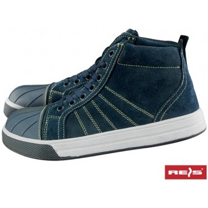 a8f3c6627e38 RW00 - BRFENCE Pracovná členková obuv (Farba Modrá