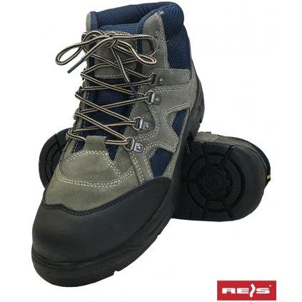 RW00 - BRMONTREIS bezpečnostná pracovná obuv (Veľkosť 47 094df77bb25