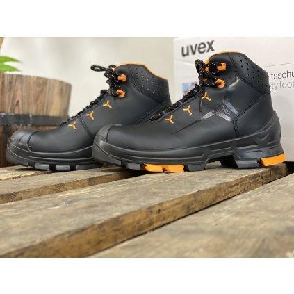 Pracovná obuv UVEX 6503 (2)