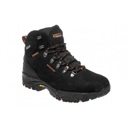 ZS - BNN HOMBRE: Členková obuv O2 high  Z90702 (Farba čierna, Veľkosť 49)