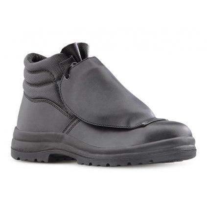 Zváračská bezpečnostná obuv od slovenského výrobcu ARTRA v modele ARAUKAN  9408 6260R S3 HRO M SRC 56f682e393
