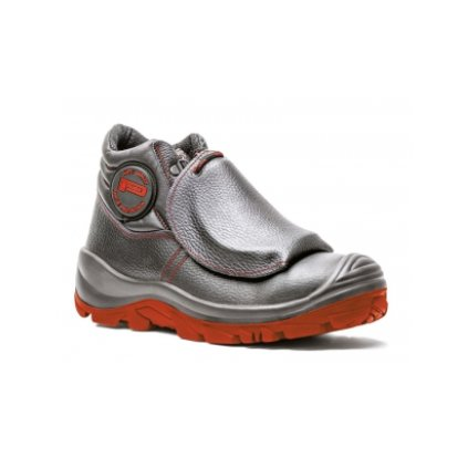 Zváračská bezpečnostná obuv s kompozitnou špičkou a planžetou proti prierazu a hydrofobnou úpravou ARDITA S3 HRO SRC (Veľkosť 48)