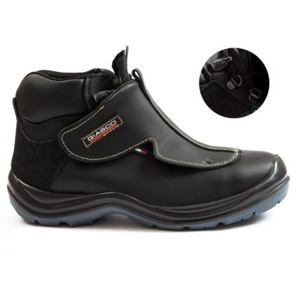 zváračská pracovná obuv ERCOLANO S3 HI HRO HR066D