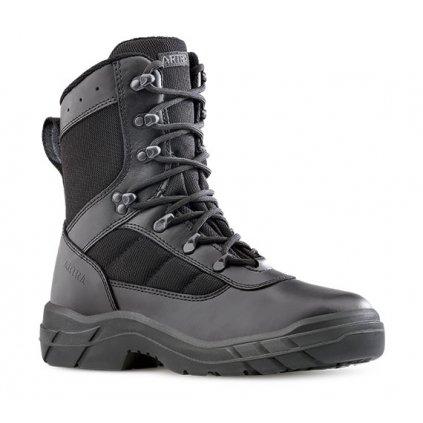 Vysoká policajná, pracovná a voľnočasová obuv  ARMAGEDON 974 6260 O2 FO SRC (Veľkosť 48)