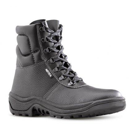 Vysoká pracovná obuv s oceľovou špičkou ARMAGNAC 960 6060 S3 SRC (Veľkosť 48)