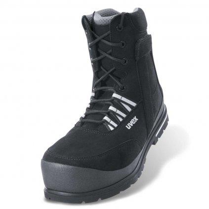 28d139f6f8f3 Vysoká bezpečnostná obuv pre diabetikov UVEX MOTION 3XL S3 SRC