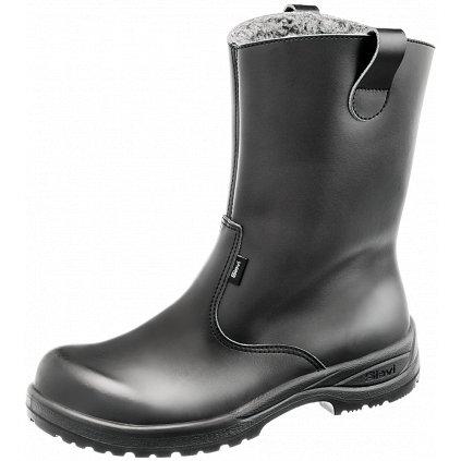 Zimné zateplené pracovné čižmy boot winter