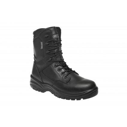 ZS - BNN COMMODORE LIGHT: Holeň O2 Winter boot  Z30366 (Veľkosť 47, Farba čierna)