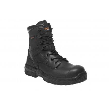 ZS - BNN COMMODORE: Holeň S3 Non Metallic Overcap Boot  Z93860OS (Veľkosť 47, Farba čierna)